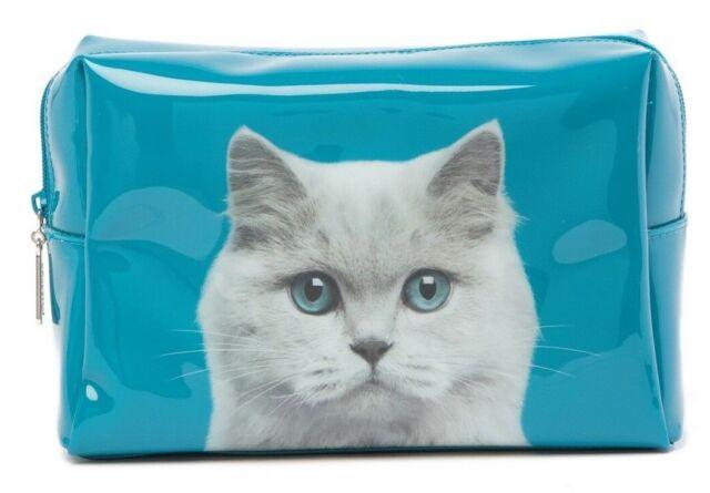Kitten Cat Makeup Wash Toiletry Bag By Catseye For Sale Online Ebay