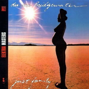 CD-Album-Dee-Dee-Bridgewater-Just-Family-Maybe-Today-70-s-Warner-Jazz