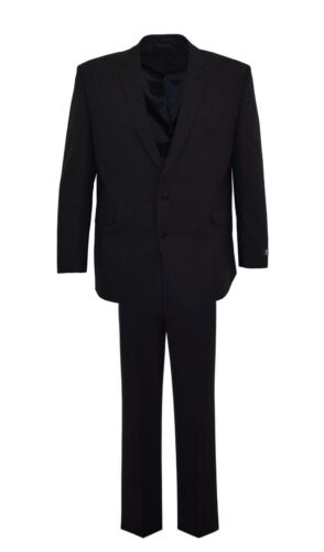 Piece Single In Charcoal Wool Mens Blend Suit Scott Formal Breasted vUqR8FI