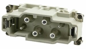 Connecteur-alimentation-Male-4-Contacts-2-Rangees-830V-serie-C146-NEUF