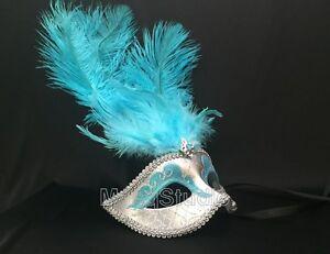 07cba9d9e7f1 Image is loading Masquerade-mask-Quinceanera-birthday-bridal-shower-Mardi- Gras-