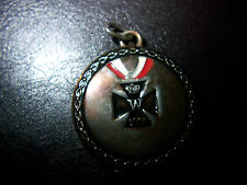 WW1 Medallion Eisernes Kreuz EK Berliner Eisen Email