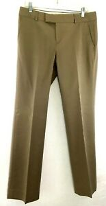 Banana-Republic-Martin-Fit-Business-womens-Pants-Khaki-Size-10-Career