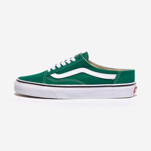 Vans Old Skool X Mule GREEN/WHITE