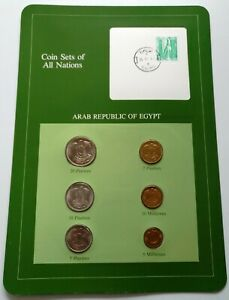 Coin Sets of All Nations Bhutan all 1979 UNC w//card Sports