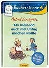 Als Klein-Ida auch mal Unfug machen wollte von Astrid Lindgren (2013, Gebundene Ausgabe)