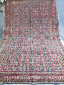 126.7x73.2-inches Carefully Selected Materials Original Antique Turkish Carpet Rug Hand Woven 322x186-cm Rugs & Carpets
