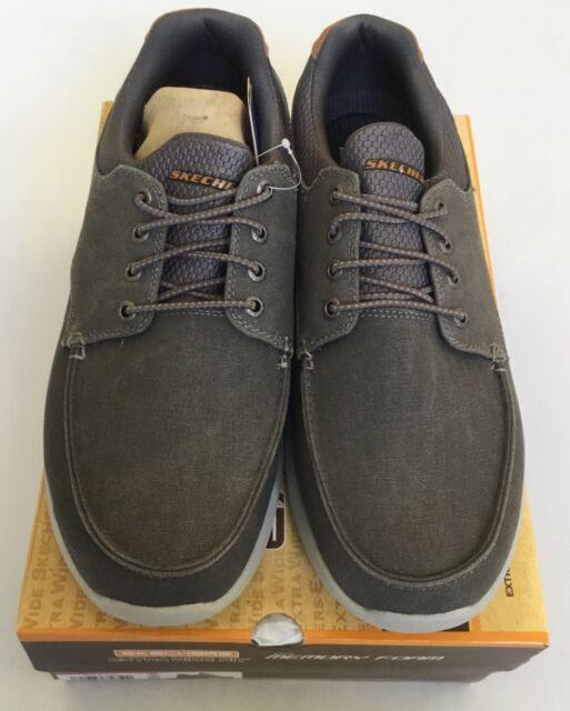 Skechers Men's Elent Mosen Boat Shoe