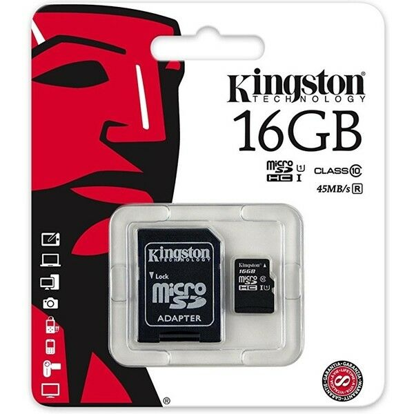 MICROSD 8 16 32 64 128 GB SCHEDA MEMORIA MICRO SD CLASS 10 MEMORY CARD DATI FOTO