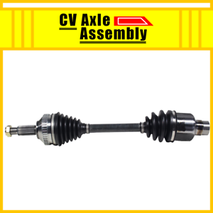 Window Style ABS Ring FRONT RIGHT CV Axle Passenger Side 1 PCS For FORD CONTOUR