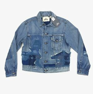 3f50326926f New Levi s Made   Crafted Made in Japan Boyfriend Trucker Jacket ...