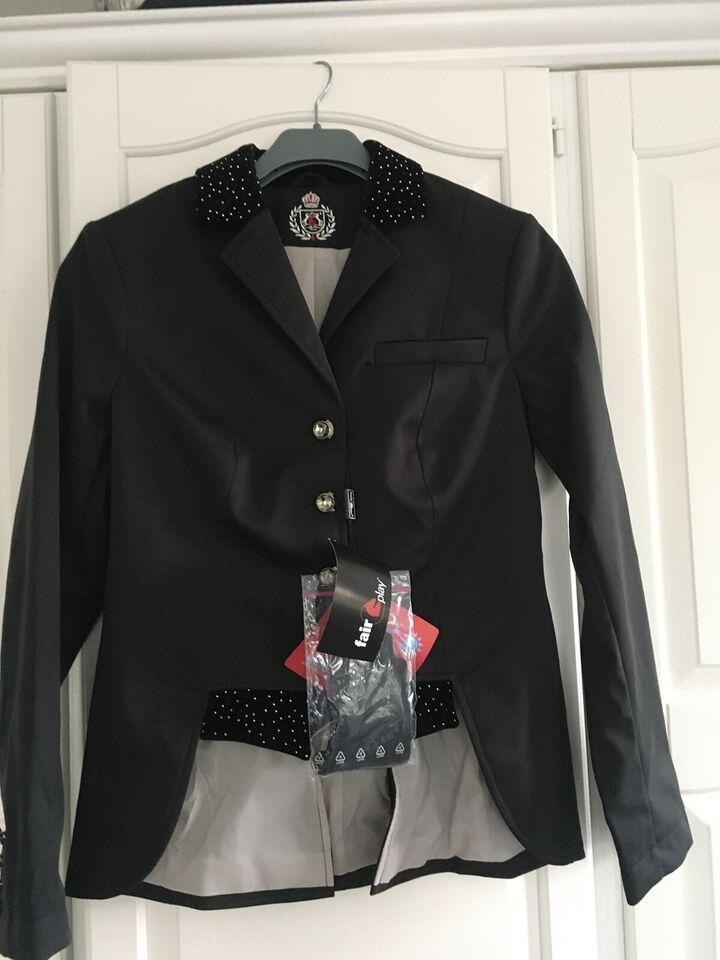 Andet, Helt ny stævne jakke