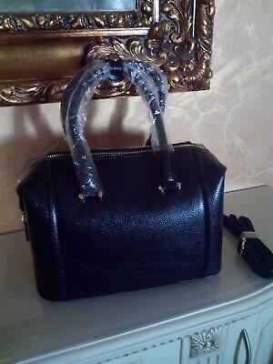 ARMANI JEANS borsa donna bauletto nero tracolla 922542