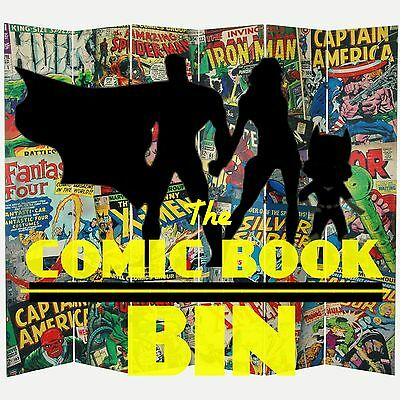 The Comic Book Bin