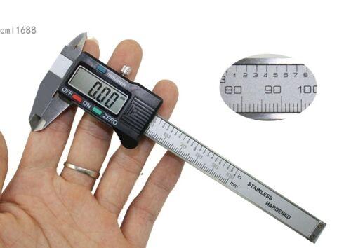 Digital Caliper Vernier Gauge Micrometer