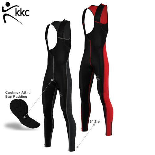Men Cycling Bib Tights Winter Thermal Padded Mtb Long Pants Roubaix Material AR2