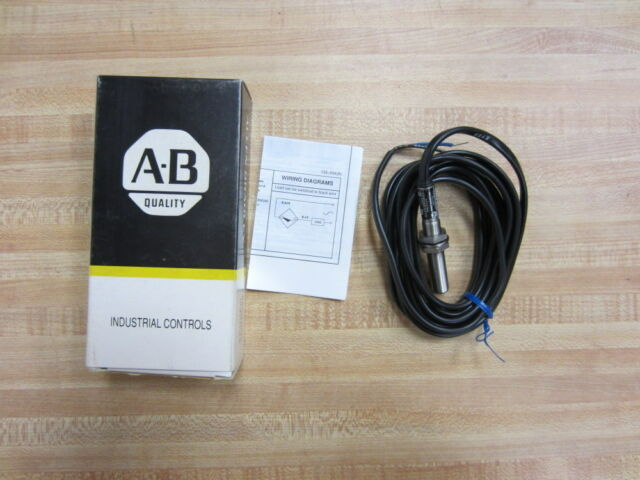 Allen dley 871t-g2a12 Proximity Switch 871TG2A12 on