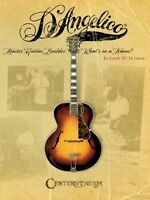 D'angelico Master Guitar Builder - What's In A Name? Guitar Book 000000202