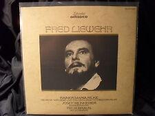 Fred Liewehr - Literatur Amadeo
