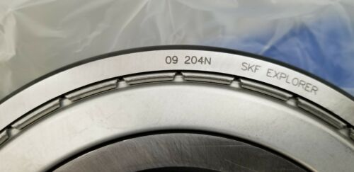 B2BA Radial Ball Bearing Single Shielded,100mm Bore SKF 6220 Z JEM