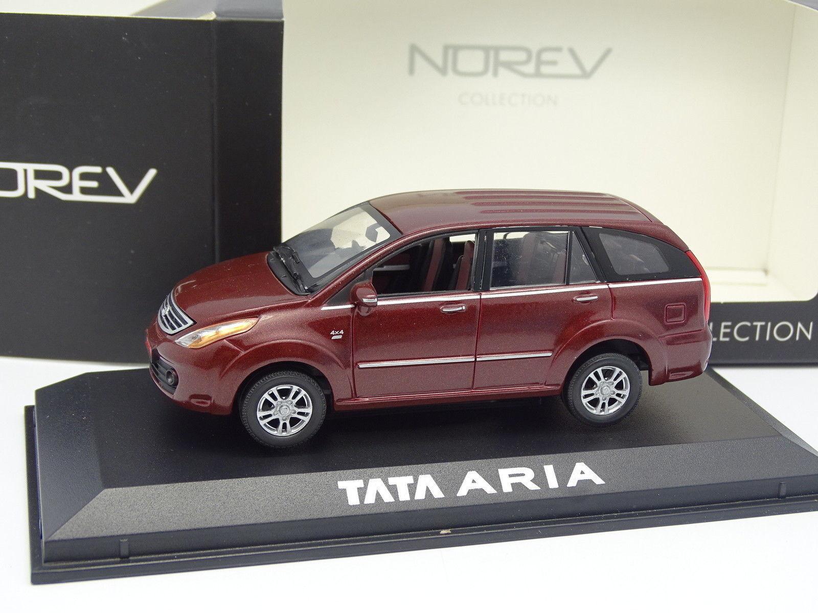 Norev 1 43 - Tata Aria 2010 Rouge