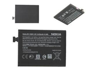Original-Nokia-Battery-Batterie-BV-5QW-BV5QW-Akku-fuer-Lumia-930-2420mAh-Neu