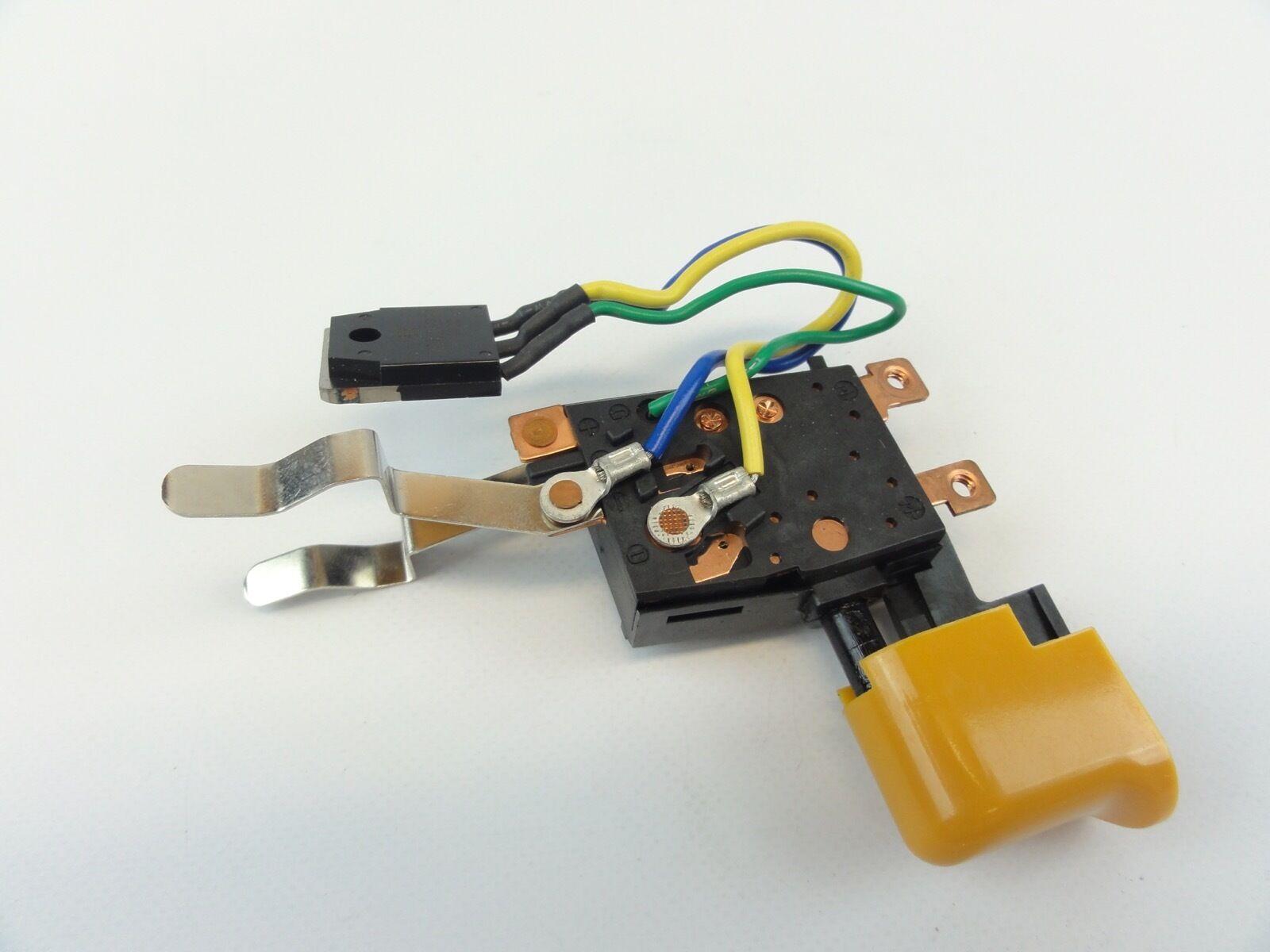 Panasonic Neu Original 12V Schalter für EY6405 EY6409  WEY6405Y2006 WEY6405Y2008