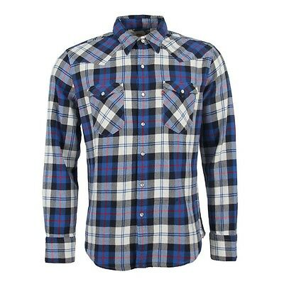 8df31017f8b Details about LEVI'S BARSTOW WESTERN Shirt Men's, Authentic BRAND NEW  (658160181)