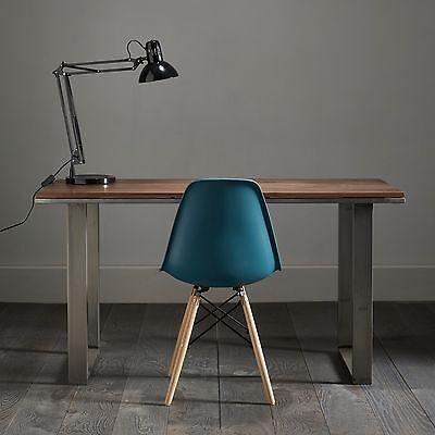 Noce Scrivania/tavolo In Noce-design Elegante E Moderno - 6 Taglie/colori Disponibili- Promuovere La Salute E Curare Le Malattie