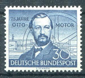 Bund-Nr-150-sauber-postfrisch-Nikolaus-Otto-BRD-1952-Michel-32-00-MNH