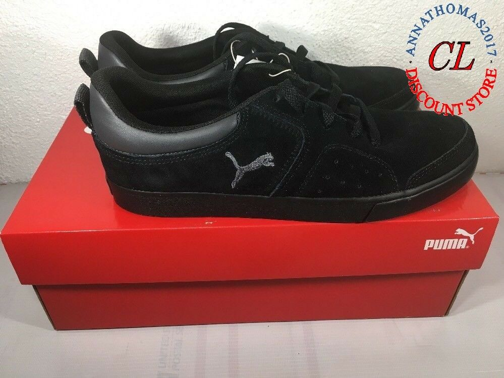 NEW Puma men's Funist Slider Black shoes- VARIOUS SIZES- FREESHIP- COOL @@@