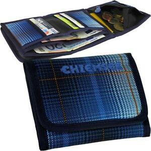 4ff817c0f2eb7 Das Bild wird geladen Chiemsee-Herren-Geldboerse-extra-flach-Portemonnaie- Geldbeutel-Geldtasche-