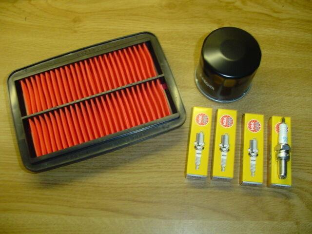 Suzuki GSF 600 Luftfilter + Ölfilter + Zündkerzen Bandit ab 2000