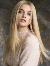 100% Real Hair! ladies fashion wig, human hair wig hell blond smooth
