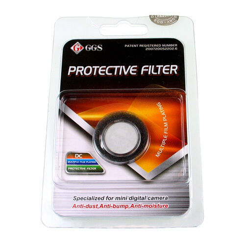 GGS Magnetic lens ultraviolet UV filter 30mm for small point in shoot camera,NEW