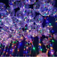 20-034-LED-Light-Up-Bobo-Balloon-Transparent-Wedding-Birthday-Xmas-Party-Decor-Lamp thumbnail 3
