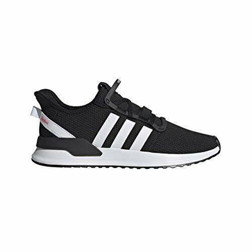 Nuevo Para Hombres Adidas U _ Path Zapatillas Para Correr Negro Y blancoo Talla 10.5  nuevo