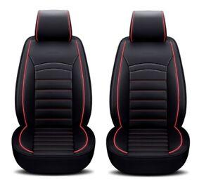 1-1-eleganter-Autositzbezug-Schwarz-Sitzbezuege-Kunstleder-Schonbezuege-Komfort