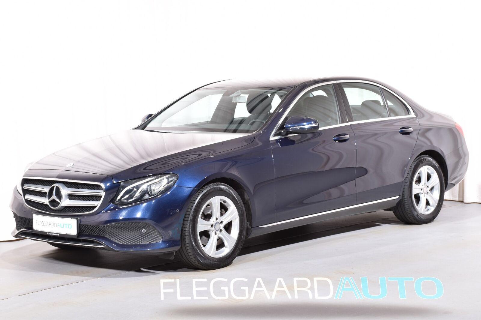 Mercedes E220 d 2,0 aut. 4d - 329.000 kr.