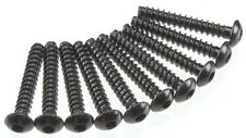 Axial Hex Tap Button Head M3x18mm Black (10) AXA438