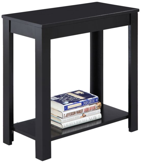 Astounding Wood Black Chair Pierce Side Table Construction 24 X 12 X 24H New Crown Mark Pdpeps Interior Chair Design Pdpepsorg