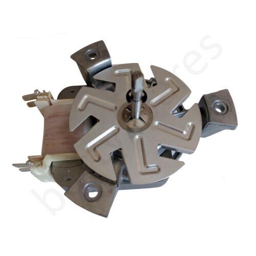 MOTORE del ventilatore//BLADE /& MEZZALUNA Elemento Per Bosch Neff Siemens Forno Fornello
