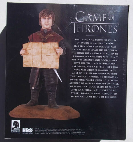 DARK HORSE COMICS Série HBO New in Box Game of Thrones Tyrion Lannister