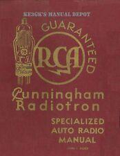 Riders Specialized Auto Radio Manual Volume 1 & 2 * CDROM * PDF