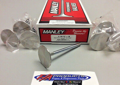 Manley 11832-1 Pro Flo 2.190 Intake Valve for Big Block Chevy