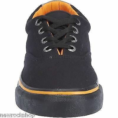 Harley Davidson Genuine Lawthorn Negro  Hombre Hombre Hombre Biker Trainers Relax Lace Up Zapatos 9c90cd