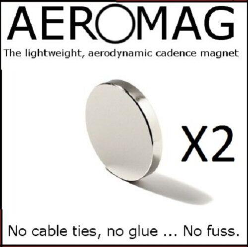 SIGMA CATEYE X2 Cycle POLAR Pour GARMIN EDGE 510 810 X2 Pédale Cadence Magnet