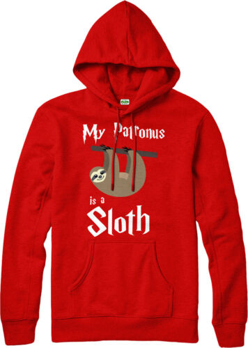 Harry Potter wizard My Patronus Is A Sloth Hoodie Gift Top