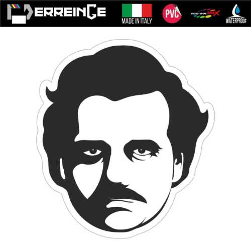 Sticker PABLO ESCOBAR Adhesive Decal Vynil Scooter Wall Window Mural Auto Narcos
