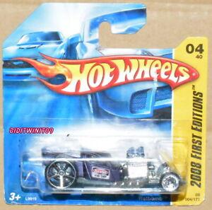 Hot Wheels 2008 Erste Editionen Ratbomb Short Karte-w Den Menschen In Ihrem TäGlichen Leben Mehr Komfort Bringen Autos, Lkw & Busse Auto- & Verkehrsmodelle